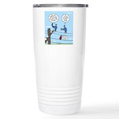Bird Calls Travel Mug
