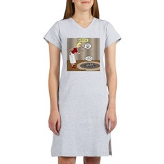 Tinkles - Timmys Cat Women's Nightshirt