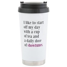 Funny Broadway show Travel Mug