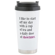Unique Broadway musical Travel Mug