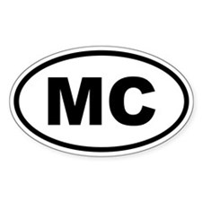 Monaco MC Decal
