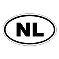 Netherlands NL Decal