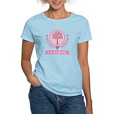 3rd Anniversary Love Tree T-Shirt