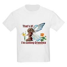 """""""Calling Grandma"""" T-Shirt"""