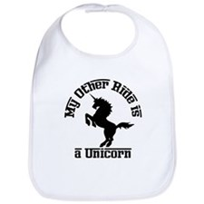 My Other Ride is a Unicorn Bib