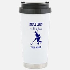 Number 1 Hockey Fan Travel Mug