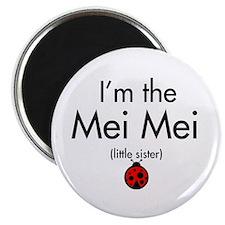 """Mei Mei Ladybug 2.25"""" Magnet (10 pack)"""