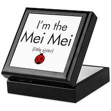 Mei Mei Ladybug Keepsake Box