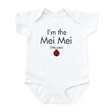 Mei Mei Ladybug Infant Bodysuit