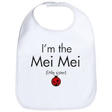 Mei Mei Ladybug Bib