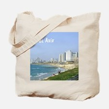 Tel Aviv Beach Tote Bag