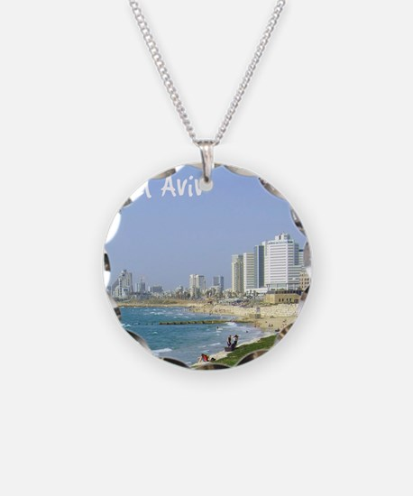 Tel Aviv Beach Necklace