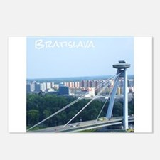 Bratislava Bridge Postcards (Package of 8)