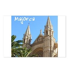 Majorca Church Postcards (Package of 8)