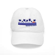 Manhattan Beach, California Baseball Cap