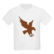 Swooping Eagle shape T-Shirt