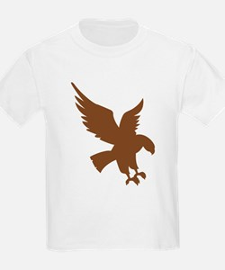 Swooping Eagle shape T-Shirt