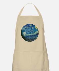 Starry Night Apron