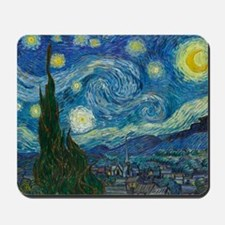 Starry Night Mousepad