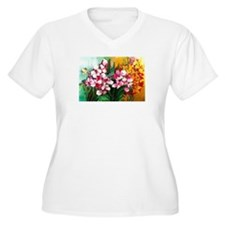 ORCHIDS IN PINK A T-Shirt