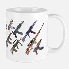 Ak47 Guru Podcast Mugs