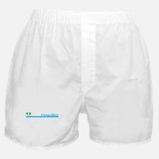 Malibu, California Boxer Shorts
