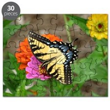 Heaven sent Butterfly Puzzle