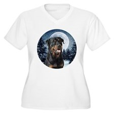 Rottweiler Plus Size T-Shirt