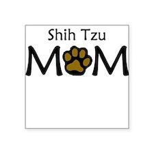 Shih Tzu Mom Sticker