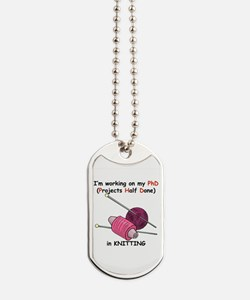 PhDinKnitting.png Dog Tags