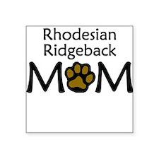Rhodesian Ridgeback Mom Sticker