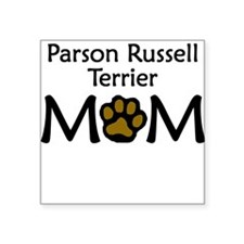 Parson Russell Terrier Mom Sticker