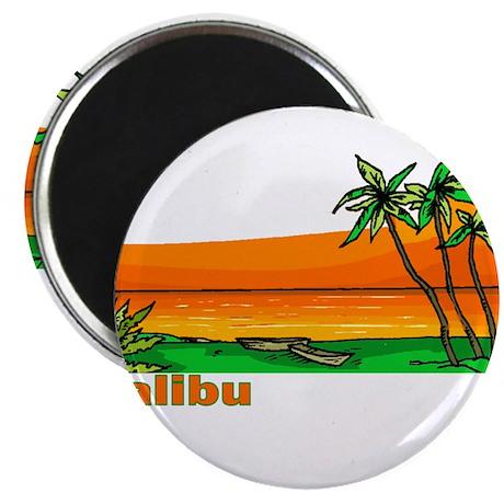 Malibu, California Magnet