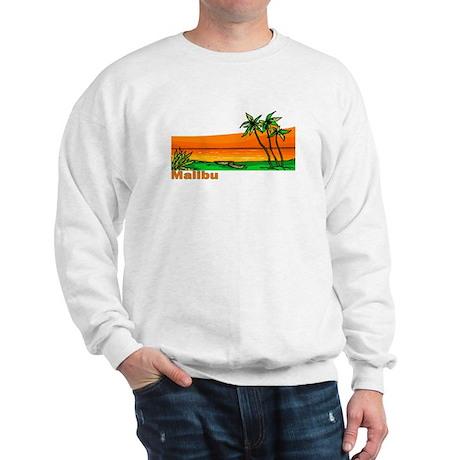 Malibu, California Sweatshirt