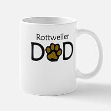 Rottweiler Dad Mugs