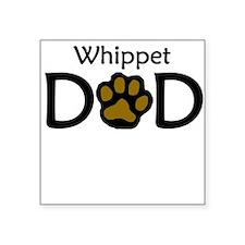 Whippet Dad Sticker