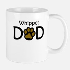 Whippet Dad Mugs