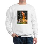 Fairies & Boston Terrier Sweatshirt