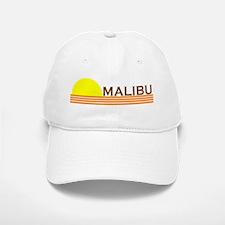Malibu, California Baseball Baseball Cap