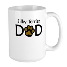 Silky Terrier Dad Mugs