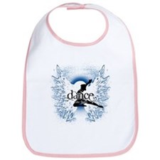 Dance Take Flight Indigo Mist Bib