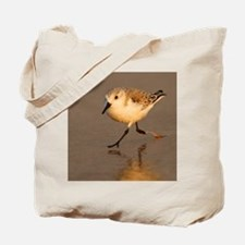 Sand Piper Tote Bag