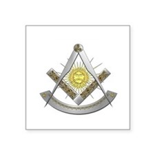Celtic Past Master Sticker
