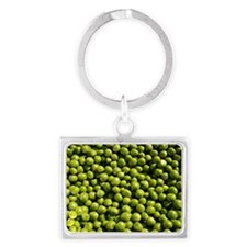 peas, vegetable Keychains