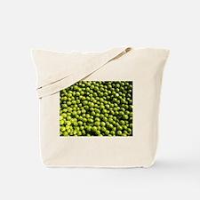 peas, vegetable Tote Bag
