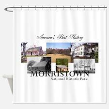 ABH Morristown NHP Shower Curtain