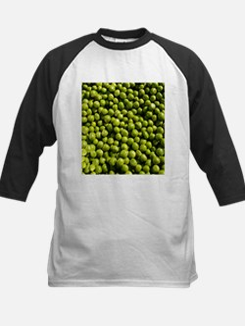 peas, vegetable, Baseball Jersey