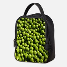 peas, vegetable Neoprene Lunch Bag