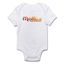Malibu, California Infant Bodysuit