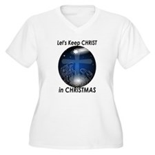 Christ in Christmas T-Shirt